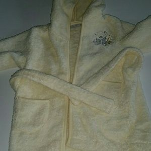 Toddler bathrobe